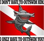 Dive Flag (Out Swim)