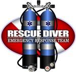 Rescue Diver (Scuba Tanks)