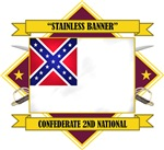 Confederate Second National -Stainless