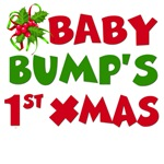 Baby Bump's 1st Xmas