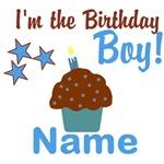 Birthday boy personalized