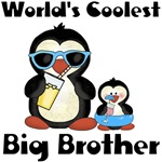 Cool big brother penguin