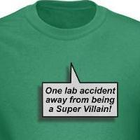 Lab Accident
