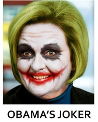 Obama's Joker