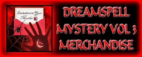 L&L Dreamspell Book Art-Invitation to Your Murder