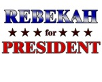 REBEKAH for president