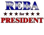 REBA for president