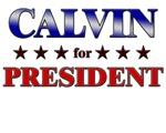 CALVIN for president