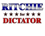 RITCHIE for dictator