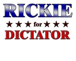 RICKIE for dictator