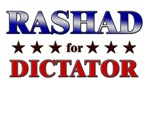 RASHAD for dictator