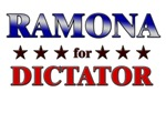 RAMONA for dictator