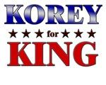 KOREY for king