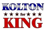 KOLTON for king