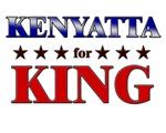 KENYATTA for king
