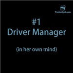 #1 Driver Manager (in her own mind)