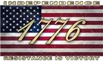 1776 USA Flag
