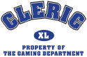 Cleric: Gaming Dept.
