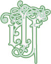 Elf: Green Text
