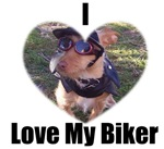 I LOVE MY BIKER