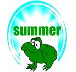 SUMMER (FROG LOOK)