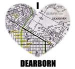 I LOVE DEARBORN (MICHIGAN)