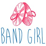 Band Girl Cymbals