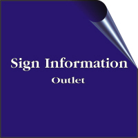 Signs & Information