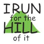 Funny Hill Running