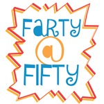 Farty at Fifty - Funny 50th Birthday Gifts