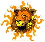 Tribal Lion Design