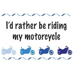 I'd Rather Be Riding
