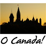 Silouette of Parliament