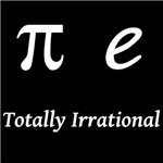 Pi and e - doublely irrational!