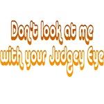 Judgey Eye