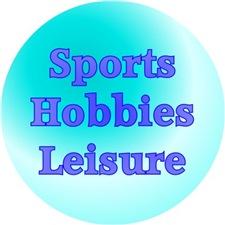 <b>SPORTS, HOBBIES & LEISURE</b>