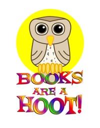 <b>BOOKS ARE  A HOOT</b>