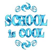 <b>SCHOOL IS COOL</b>