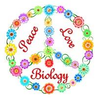<b>PEACE LOVE BIOLOGY</b>