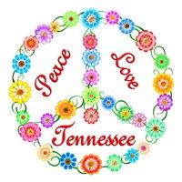 <b>PEACE LOVE TENNESSEE</b>