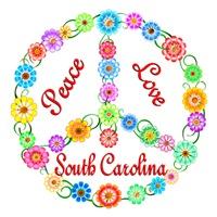 <b>PEACE LOVE SOUTH CAROLINA</b>