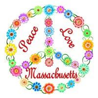 <b>PEACE LOVE MASSACHUSETTS</b>