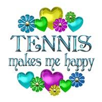 <b>TENNIS HAPPINESS</b>