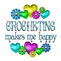 <b>CROCHETING HAPPINESS</b>
