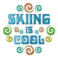 <b>SKIING IS COOL</b>