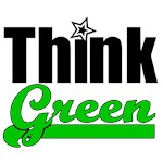 Think Green Environment T-Shirts & Gifts