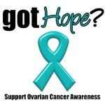 Got Hope Ovarian Cancer T-Shirts & Gifts