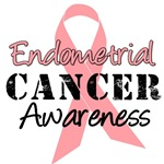 Endometrial Cancer Awareness T-Shirts