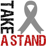 Take a Stand Brain Cancer Shirts & Gifts