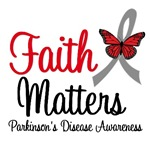 Parkinson's Disease Faith Matters Shirts & Gifts